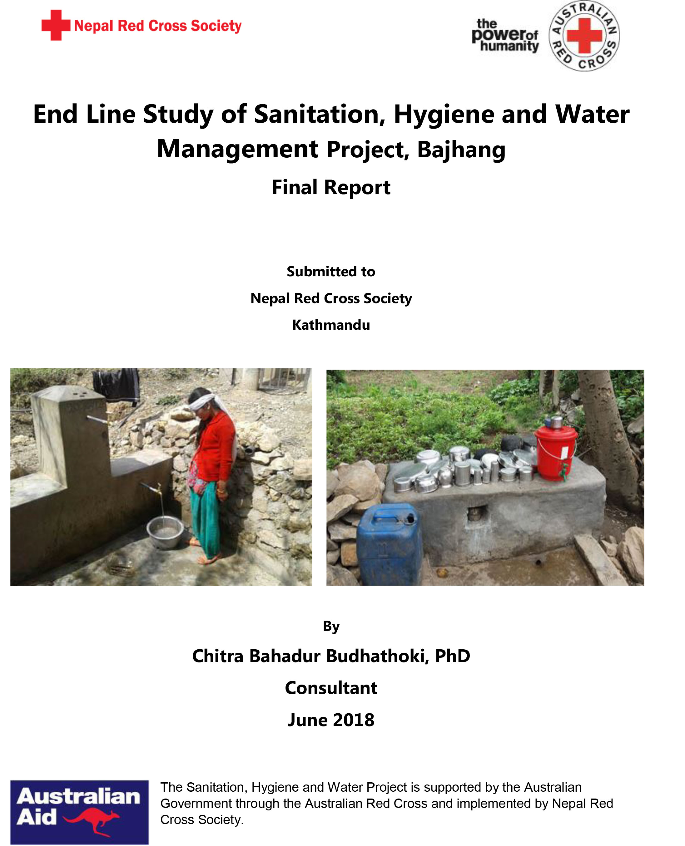 2018 NRCS Final Report Endline Study  Bajhang Nepal 1