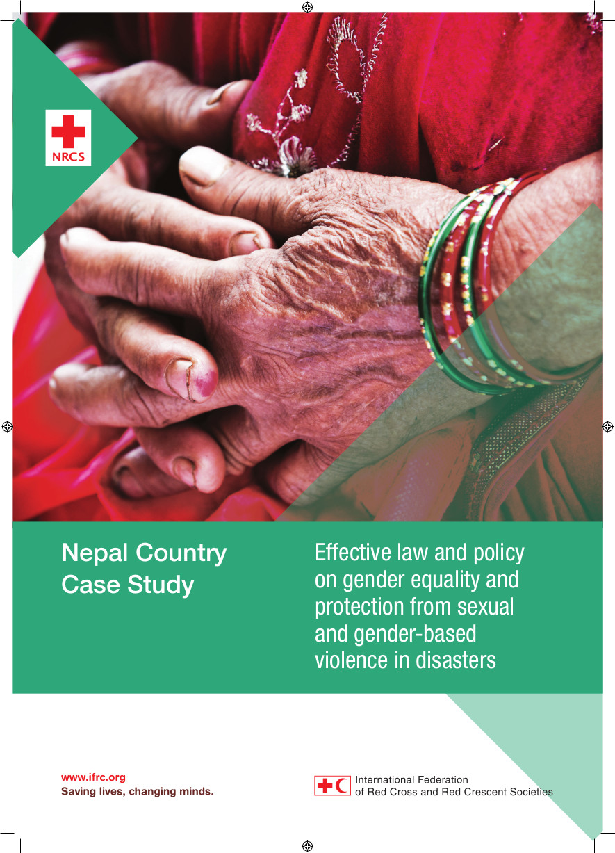 Law Policy SGBV in Disasters Report  Nepal