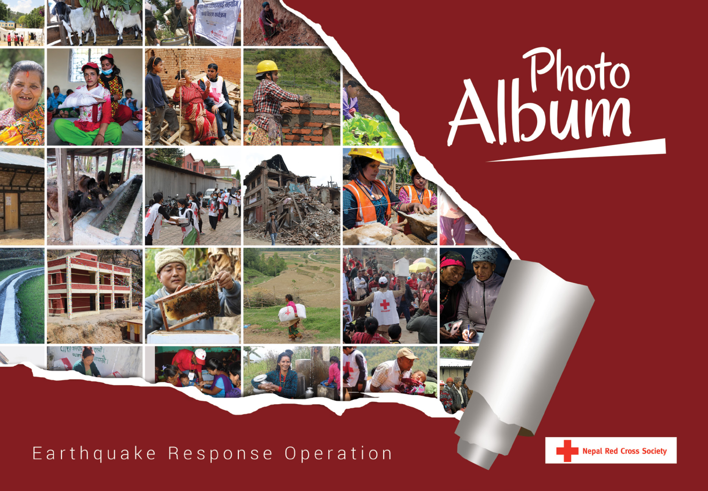 Photo album Nepal EQ Response Operation