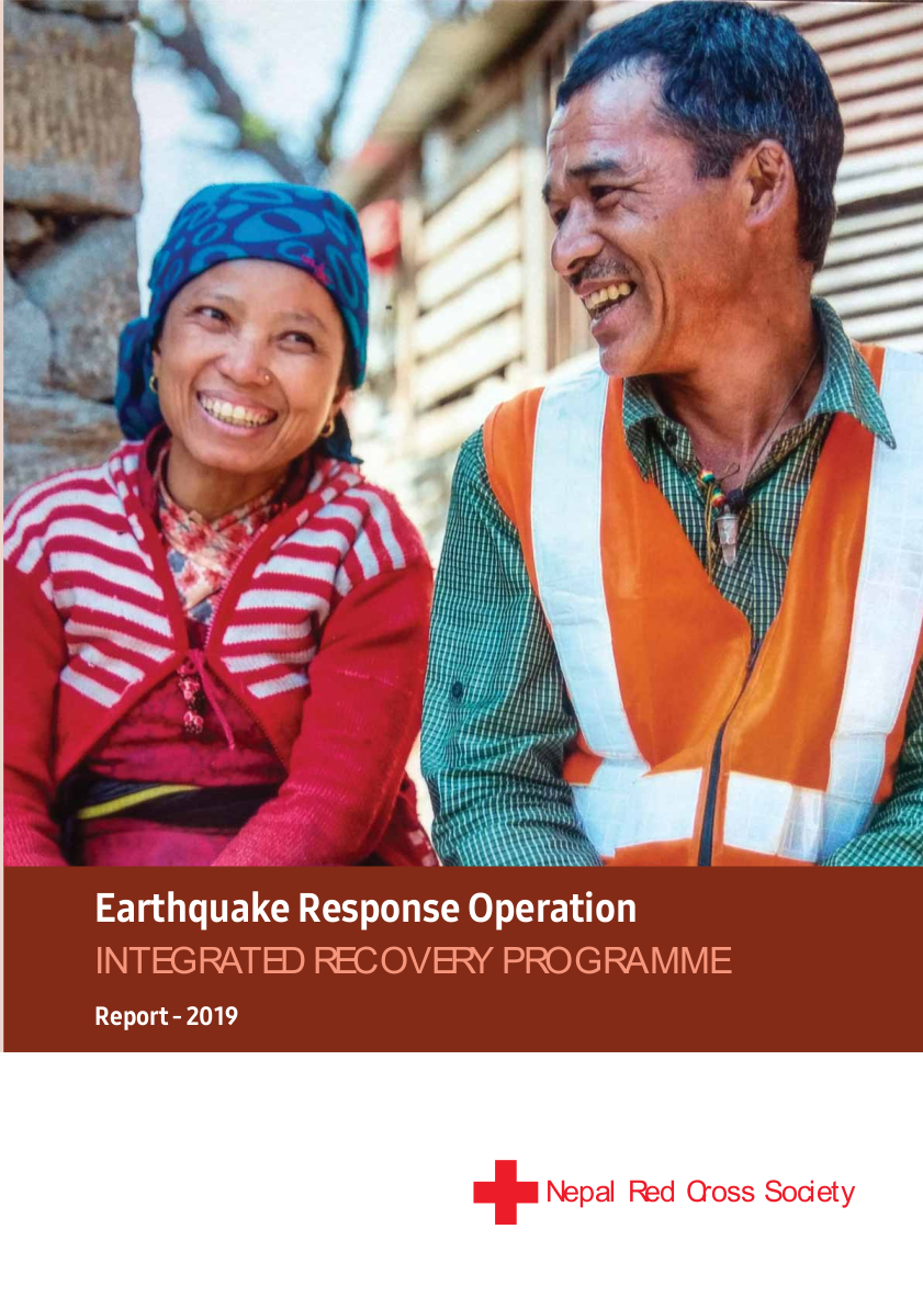 Earthquake Response Operation Final Report